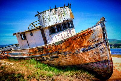 Point Reyes Boat 2