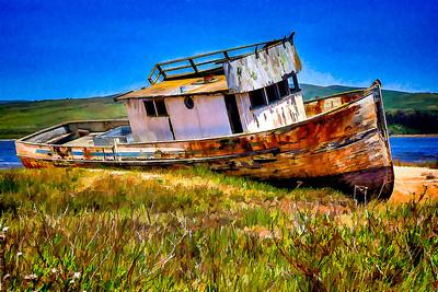 Point Reyes Boat 1