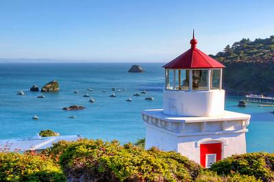 Trinidad Lighthouse
