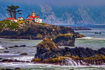 Battery Point Lighthouse view 2