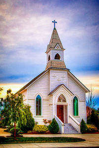 St. Mary's Chapel, Rocklin, Ca