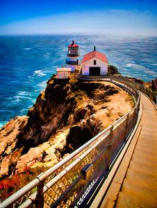 Point Reyes Lighthouse 2
