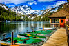 Sardine Lake Boats