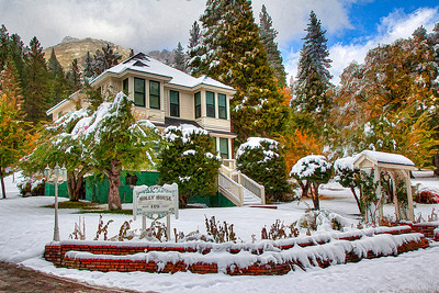 Holly House, Changing Seasons