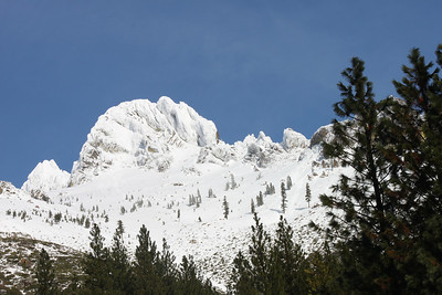 Snowy Buttes 2