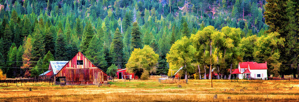 Sierra Valley Barns