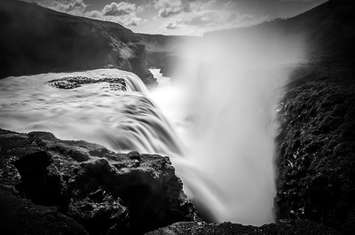 Gullfoss Spray