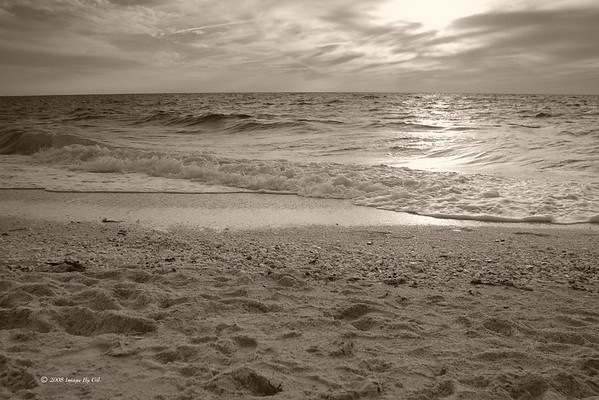 Sunset Without Color