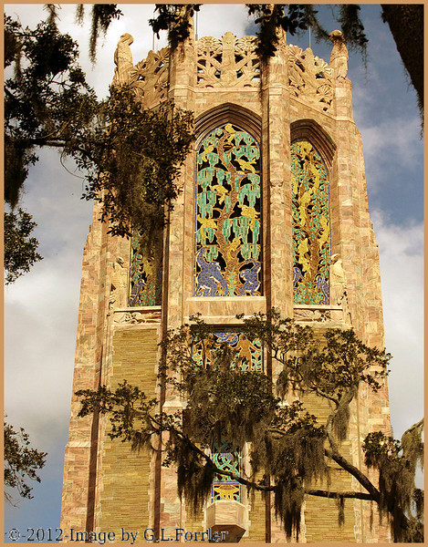 Bok Tower, Florida