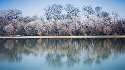 Reflections on the Danube 3