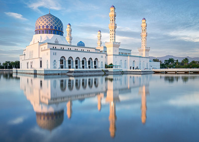 Reflections at the Mosque