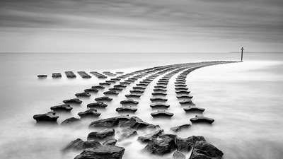 Cobbald Point - B and W