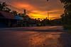 Thailand Si Phang Nga Area Sunset