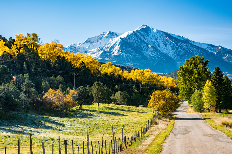 The Road to Sopris