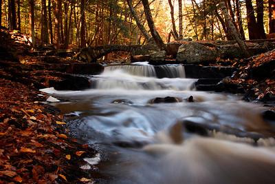 Hobbit Land Upper Falls