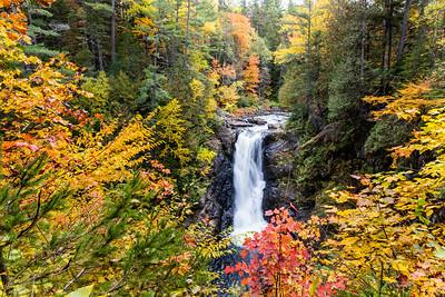 Moxie Falls Cliche