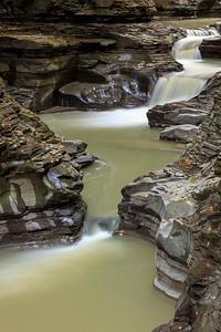 Glen Creek Waterfall #4