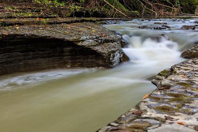 Glen Creek Waterfall #1
