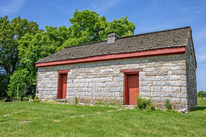 Bledsoe's Fort - Castalian Springs, TN