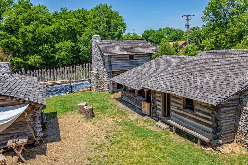 Mansker's Station - Goodlettsville, TN