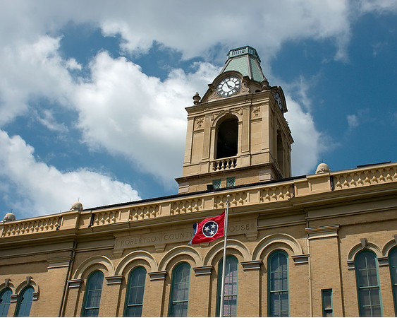 Robertson County Courthouse - Springfield, TN