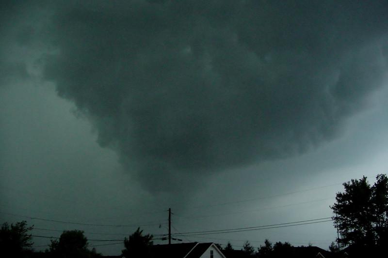 Gallatin Funnel Cloud - May 7, 2001