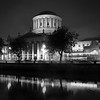 Dublin's Four Courts by Night