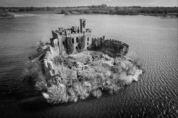 The Dark Side of McDermott's Castle, Lough Key