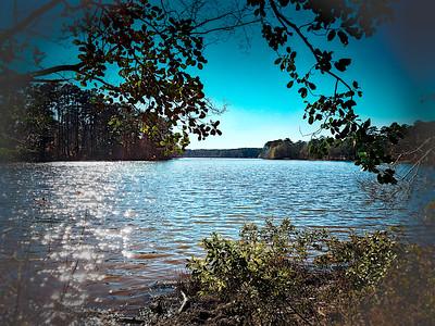 Huntsville State Park, Huntsville, Texas