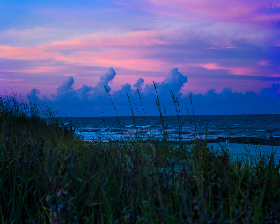 Pawleys2014-9613 Beach Sunset