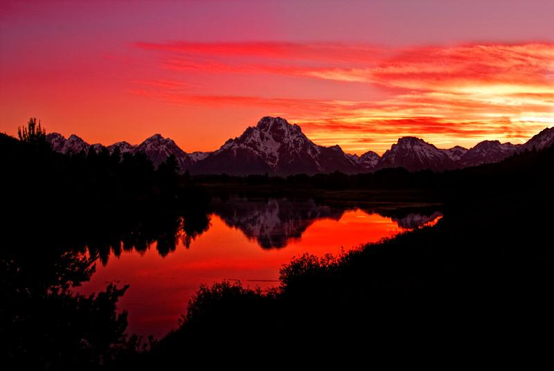 OxbowBend Sunset