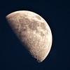 Moon 2-11-11 night