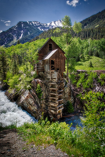 The MIll at Crystal, Colorado