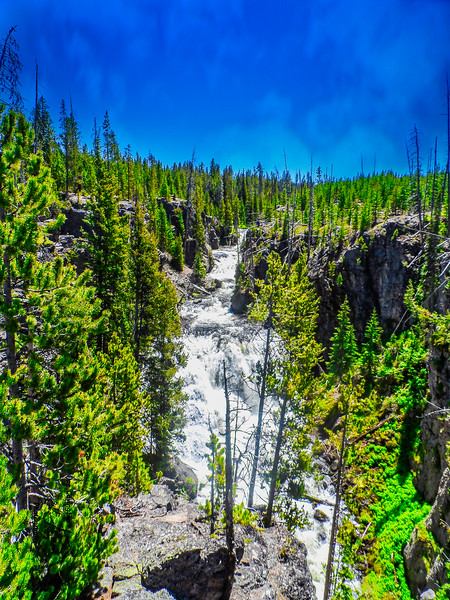 Colorado Waterfall
