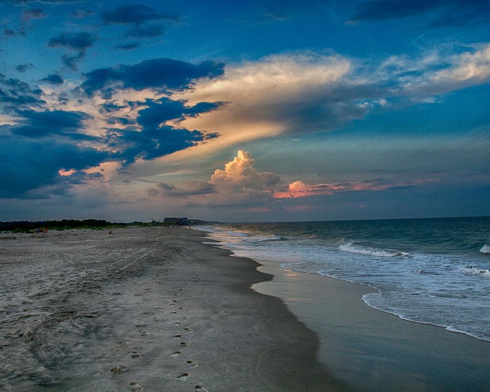 Pawleys2014-1567 (Beach Sunset)
