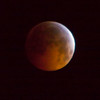 2010 Winter Solstice Lunar Eclipse <br /> Allen, Texas<br /> <br /> (light cloud cover)