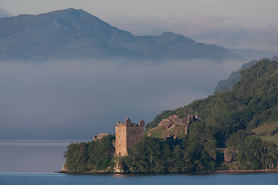 Glenurqhart castle Loch Ness