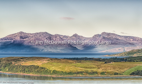 The Majestic Arran Hills