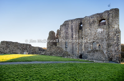 Dundonald Castle South Ayrshire Scotland