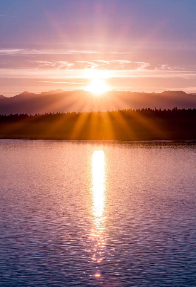 Alaskan Sunrise