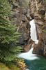 Johnston Canyon - Lower Falls