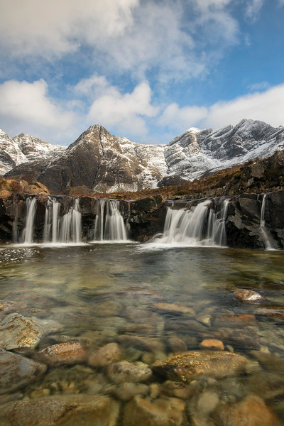 The Fairy Pools - Isle Of Skye