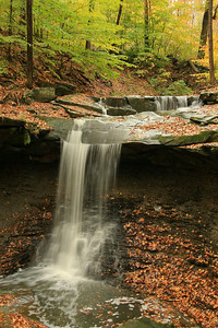 A View of Hen Falls
