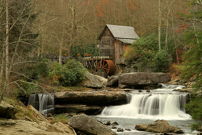 Mill in West Virginia