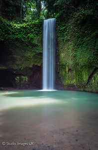 Tibumana Waterfalls in Bali