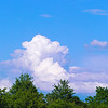 Summer Clouds Photography