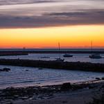 Sunrise at Old Harbor