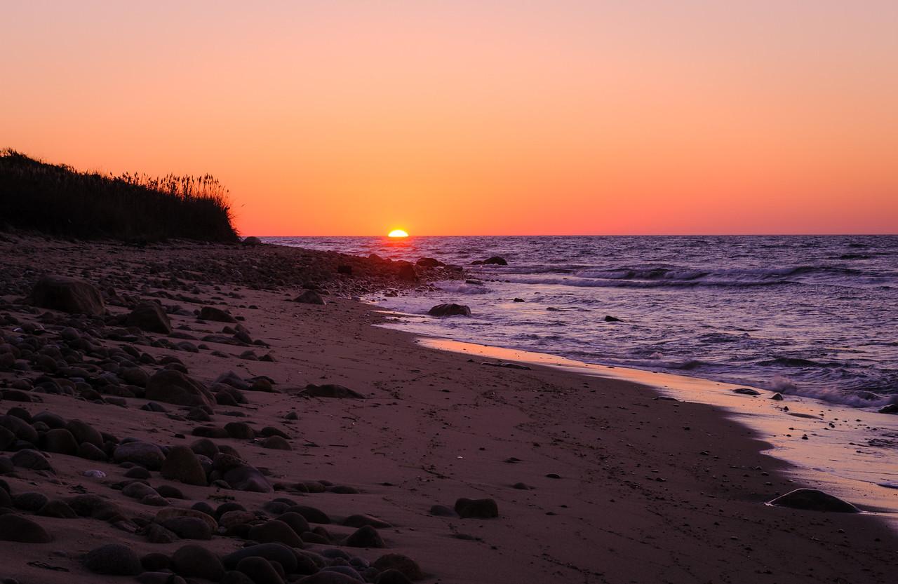 Grace Cove Sunset