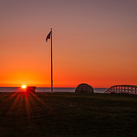 Sunrise at Southeast Light