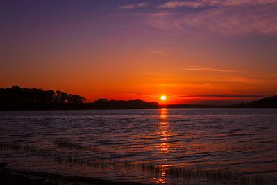 Bennet Neck Sunset